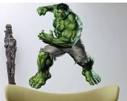 Hulk Decal Etsy