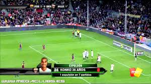FC Barcelona Vs Sevilla 5-0 HD - YouTube
