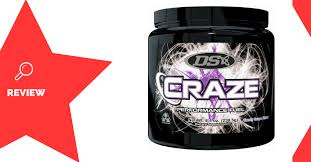 craze pre workout review supplement