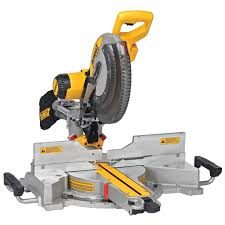 12 In Double Bevel Sliding Compound Miter Saw Dws780 Dewalt