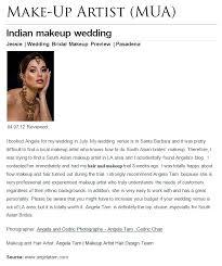 best indian wedding bride makeup artist