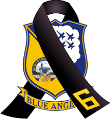 Blue Angels Tribute Decal Military Graphics