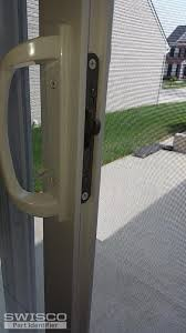 nami sliding door handle and lock for