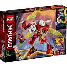 Mô hình đồ chơi lắp ráp LEGO NINJAGO Phi Cơ Biến Hình Của Kai 71707 ( 217  Chi tiết )