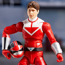 Power Rangers Lightning Collection Time Force Red Ranger Action Figure –  Dorksidetoys
