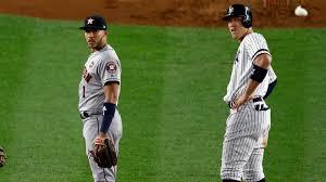 Carlos Correa Mocks Aaron Judge After Yankees Get Accused Of Sign ...