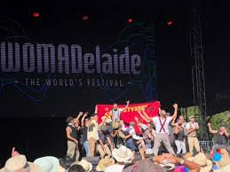 Dustyesky hits WOMAD – Echonetdaily