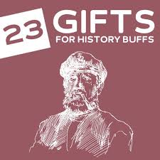 unique gifts for american history buffs