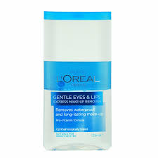 eyes lips express make up remover
