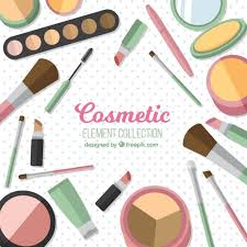 makeup background vector at vectorified