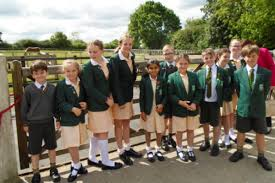 A Visit to Ada Cole Horse Stables | Coopersale Hall School