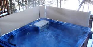 The Hot Tub Spa Sceen Turning Your Spa Into An All Seaon Oasis