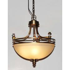 china antique copper pendant lamp from