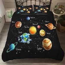 space galaxy planets saturn rocket ship