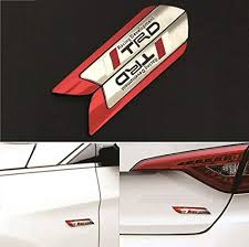 Tuning Store Trd Racing Car Front Windshield Window Clear Vinyl Banner Decal Sticker Quality Accessories For Car Tuning