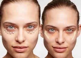 4 easy steps to hide dark undereye