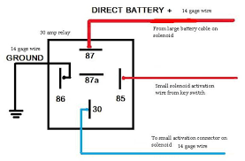 hvac start relay wiring diagram diagram