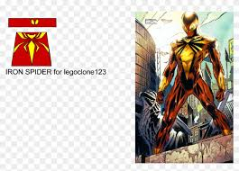 The Gallery For Lego Iron Spider Decals Natsu Vs Spiderman Clipart 5129290 Pikpng