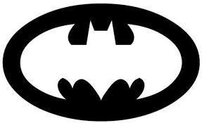 Batman Outline Decal