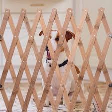 Dewdropy Dog Safety Gate Indoor Wooden R Buy Online In Guernsey At Desertcart