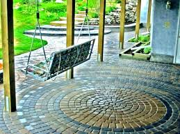 flooring design of ideas concrete patio