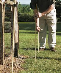 Deer Proof Electric Fence Finegardening