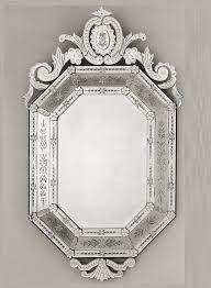 venetian mirror centre