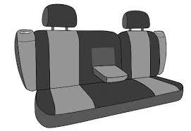 split bench custom fit seat cover