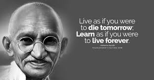 famous mahatma gandhi quotes on peace courage and dom