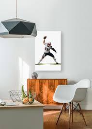 Gronk Football Art
