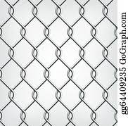 Chainlink Fence Clip Art Royalty Free Gograph