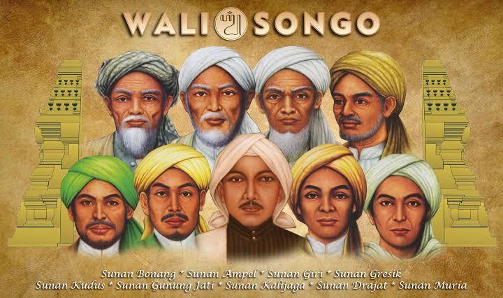 Afbeeldingsresultaat voor wali songo