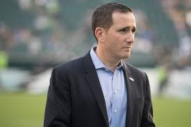 If Howie Roseman doesn't make a trade, are the Philadelphia Eagles giving  up?