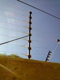 Electric Fence इल क ट र क फ स व द य त फ स In Athola Silvassa A 1 Fence Products Pvt Ltd Id 4661618033