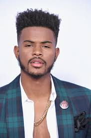 Trevor Jackson as Aaron Jackson | The Cast of Black-ish Spinoff ...