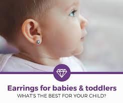 earrings for es toddlers