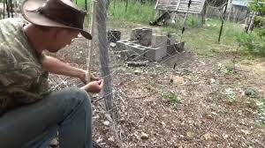 Rewiring The Chicken Electric Fence To Stop Raccoon Attacks Diy Tube Video Community