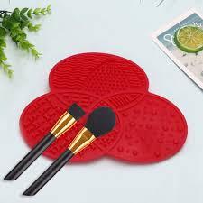 makeup brush cleaner pad cosmetic pen
