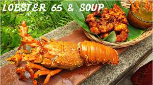 Lobster 65¦Lobster soup - YouTube