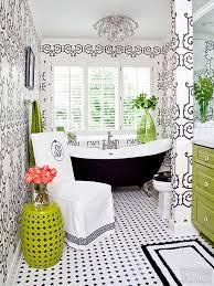 bathroom wallpaper ideas better homes