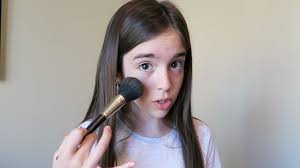 makeup tutorial with miss monkey