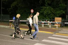 Incidente per Zanardi, la moglie Daniela sempre al suo fianco ...