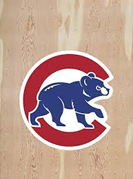 Amazon Com Baseball Decal 17 Sticker For Cornhole Wall Car Cubs Chicago Everything Else