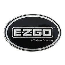 Golf Cart Emblem E Z Go Workhorse Model Pete S Golf Carts