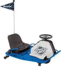 crazy cart razor