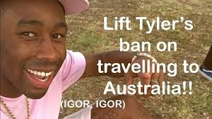 petition · lift tyler the creator s ban from travelling to