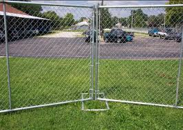 Galvanized Portable Australian Temporary Fencing Chain Link Fence Panels