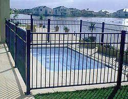 Pool Fence Wikipedia