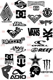 Free Your Choice Vinyl Decal Dc Quiksilver Volcom Roxy Billabong Element Adio Etnies 23 Options Other Car Items Listia Com Auctions For Free Stuff