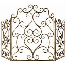 fireplace screen designs and guest
